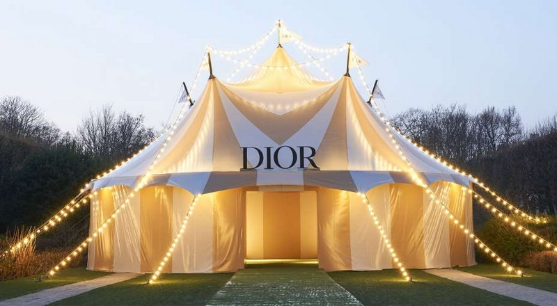 Dior Haute Couture - Dior Spring-Summer 2019 haute couture collection-