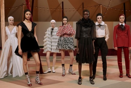 Dior Dream Parade for Spring-Summer 2019 haute couture performance