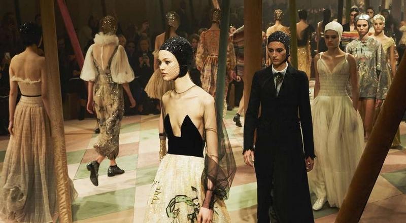 Dior Haute Couture - Dior Spring-Summer 2019 haute couture collection-photos