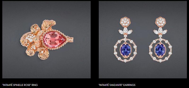 Dior Haute Joaillerie 2018 -Versailles III - earrings and rings