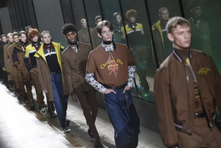 Dior Homme looks to win over millennial market at Paris show