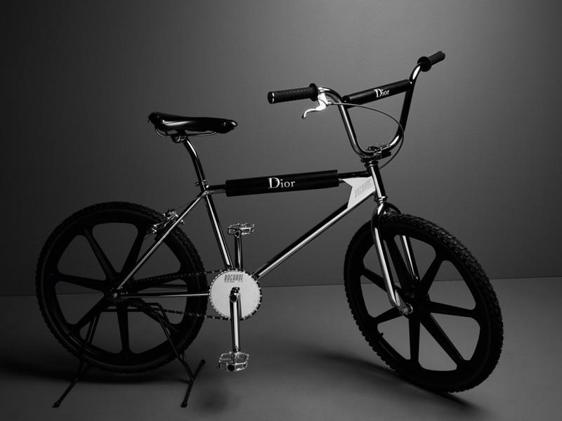 Dior Homme x Bogarde Bikes-