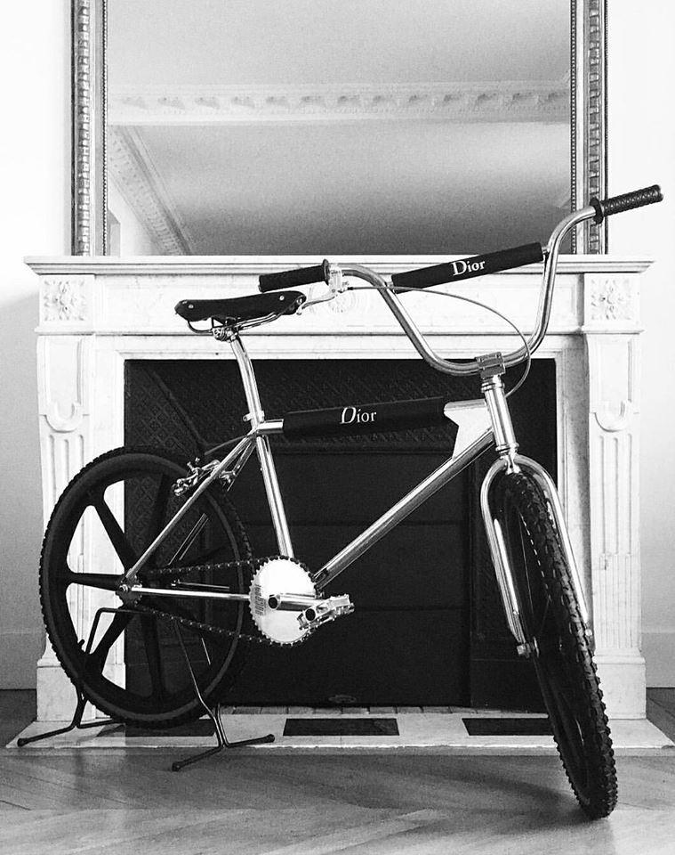 Dior Homme x Bogarde Bikes