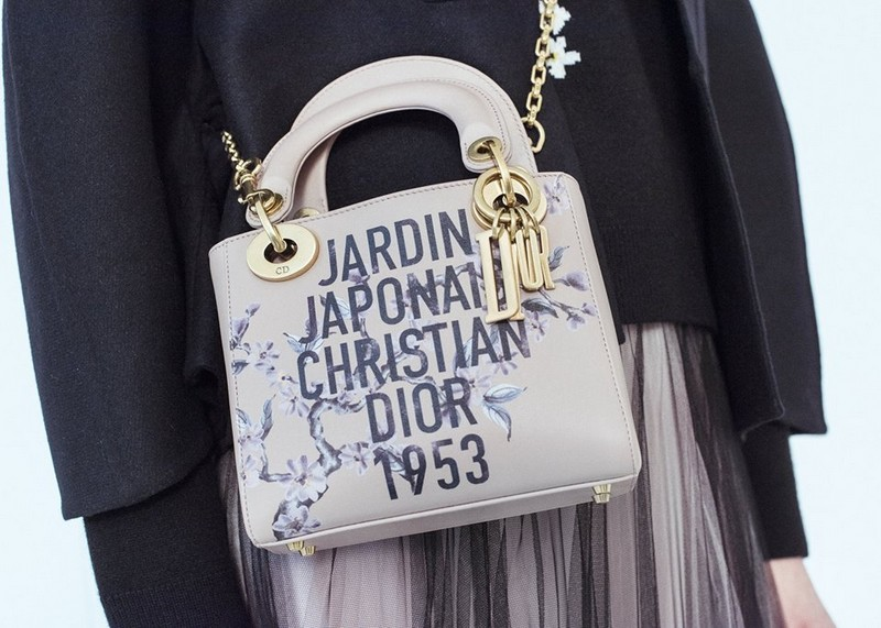 Dior Jardin Japonais Capsule Collection - Exclusively for the Ginza Six opening 2017-