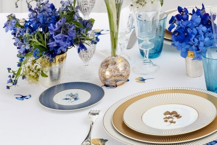 Dior Maison launches Ginkgo-inspired luxury tableware by Cordelia de Castellane