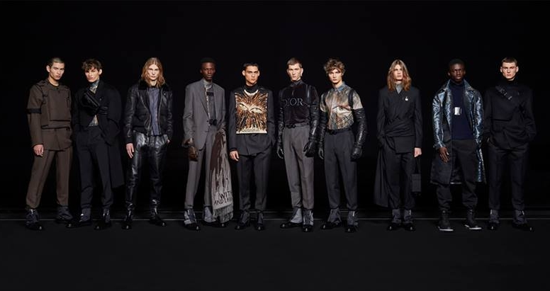 Dior Menswear Fall Winter 2019 show