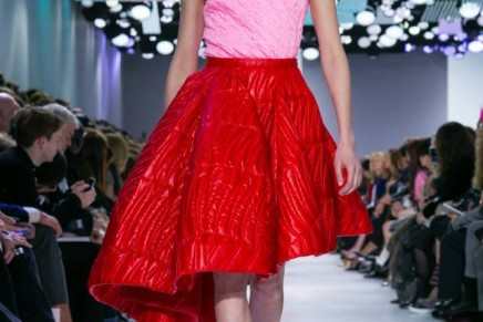 Dior Fall Winter 2014-2015. Raf Simons' most powerful collection to date?