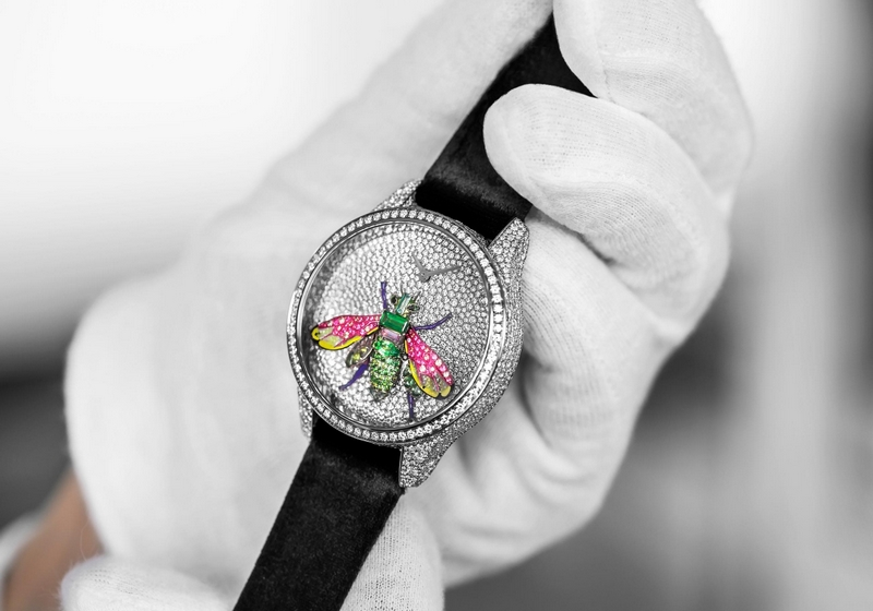 Dior Reine Des Abeilles 2019 - watch