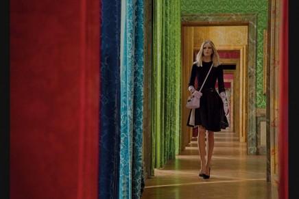 Versailles of a thousand faces: Dior's third installment of their 'Secret Garden.'