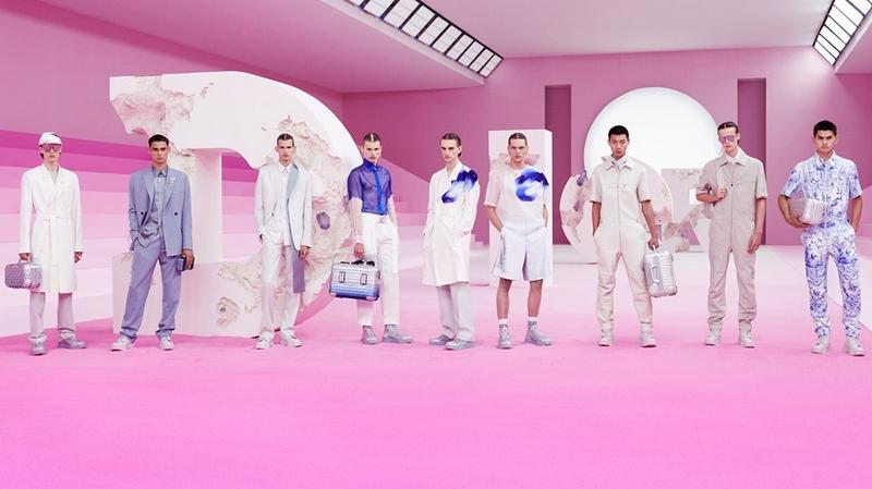 Dior Summer 2020 men's show