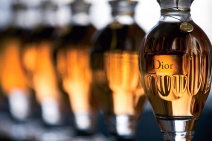 Dior amphoras are back. Dior revisits original perfume bottles