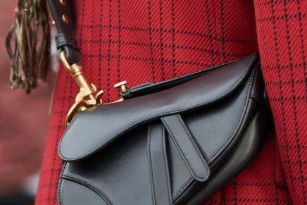 John Galliano-designed Dior Saddle bag revived by Maria Grazia Chiuri