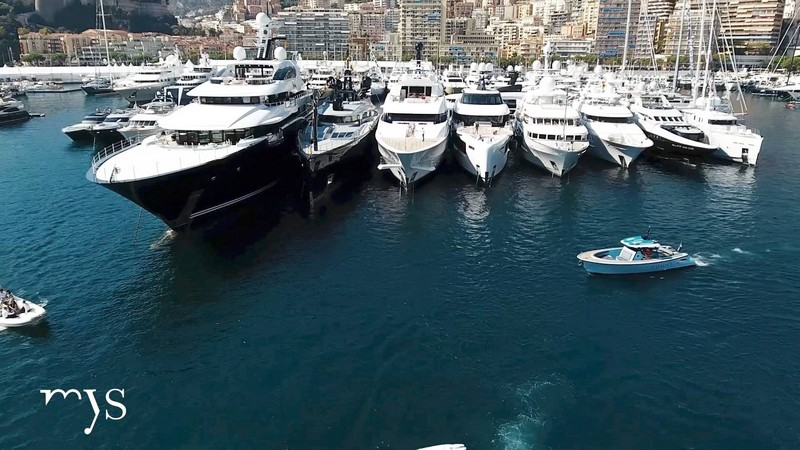 Discover a selection of the superyacht world debuts for Monaco Yacht Show