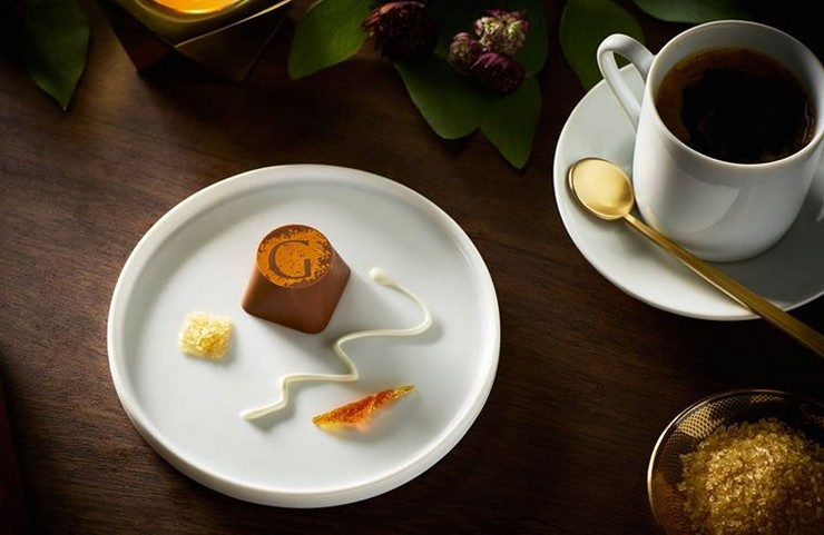 Discover the NEW Caramel Mousse Artisan