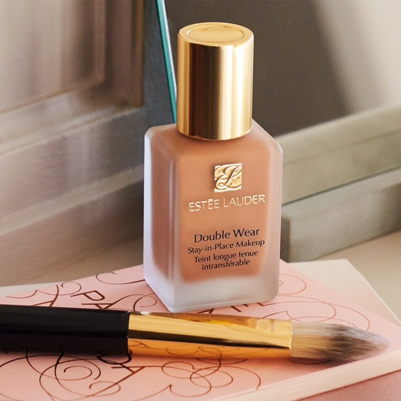 Discover your shade of flawless with Double Wear Stay-in-Place Foundation