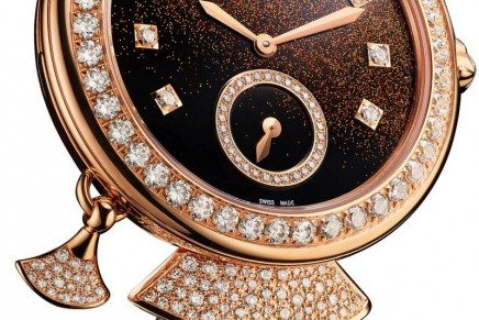 Diva Finissima Minute Repeater – the world's thinnest minute repeater movement in a ladies' watch