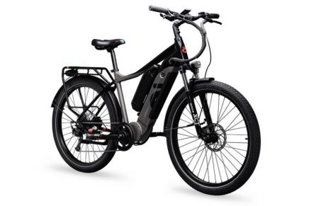 Meet the longest range eBike