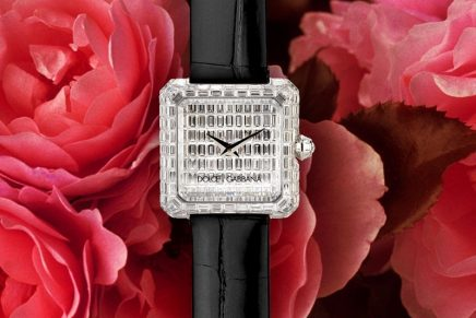 Dolce&Gabbana debut participation at 2020 Baselworld Jewellery and Watch Show