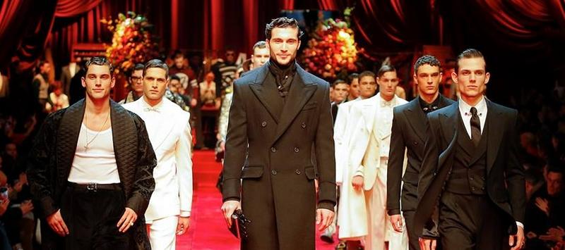 Dolce&Gabbana FW 2019 - 2020 Men's Fashion Show.