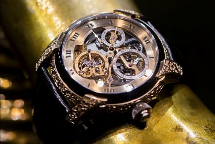 Leonardo, Atlanticus, and Kosmos: new Dolce & Gabbana Alta Orologeria timepieces