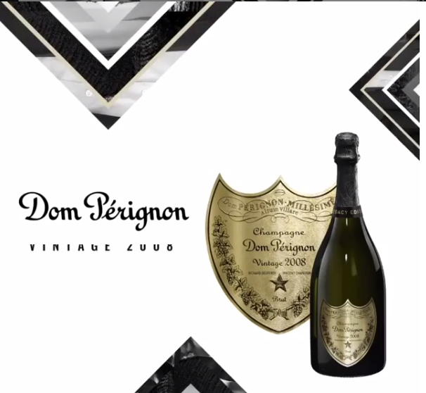Dom Pérignon celebrates transmission with Vintage 2008