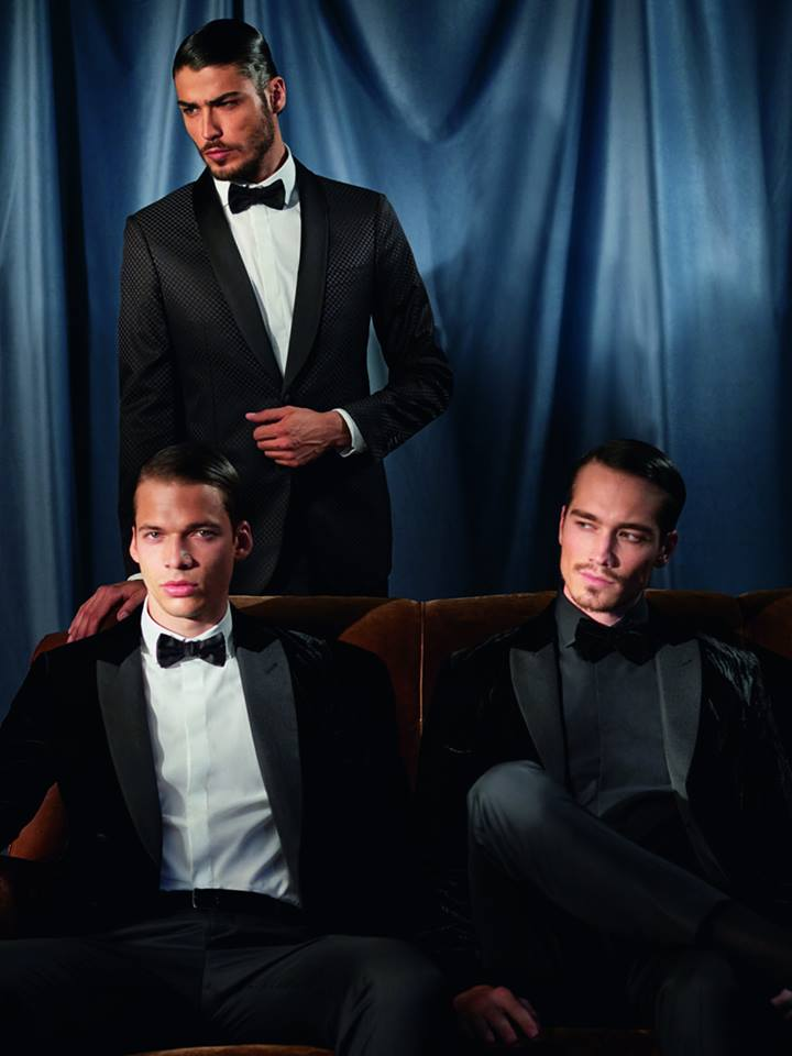 Don't compromise on elegance - tuxedoes from the Giorgio's Capsule Collection