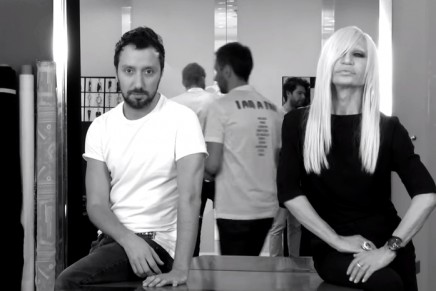 How it's made: The new Anthony Vaccarello x Versus Versace capsule collection