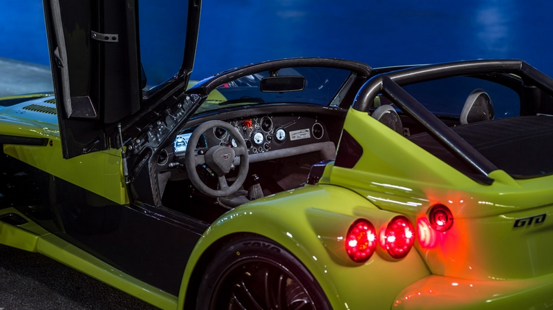 Donkervoort D8 GTO-RS car-