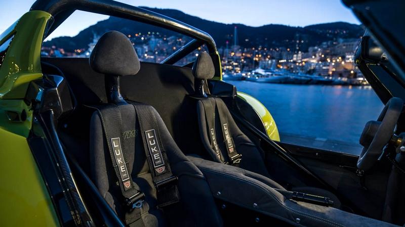 Donkervoort D8 GTO-RS car interior details-0