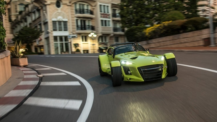 Donkervoort D8 GTO-RS city photos