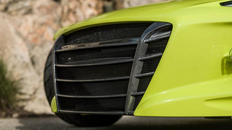 Donkervoort D8 GTO-RS details-