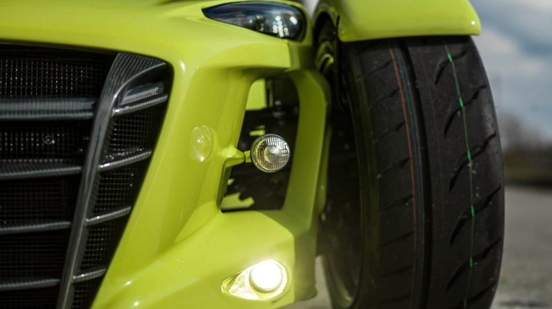 Donkervoort D8 GTO-RS details car