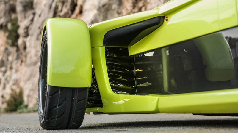 Donkervoort D8 GTO-RS details