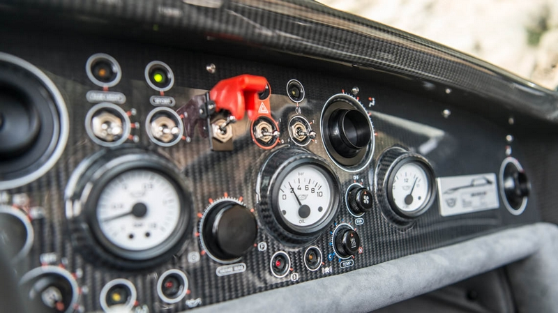 Donkervoort D8 GTO-RS -l details-