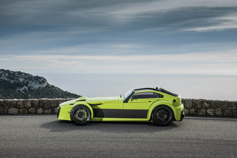 Donkervoort D8 GTO-RS lateral photos