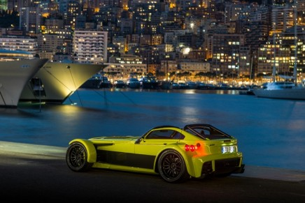 Donkervoort D8 GTO-RS Limited Editions: New features for the true race track enthusiast