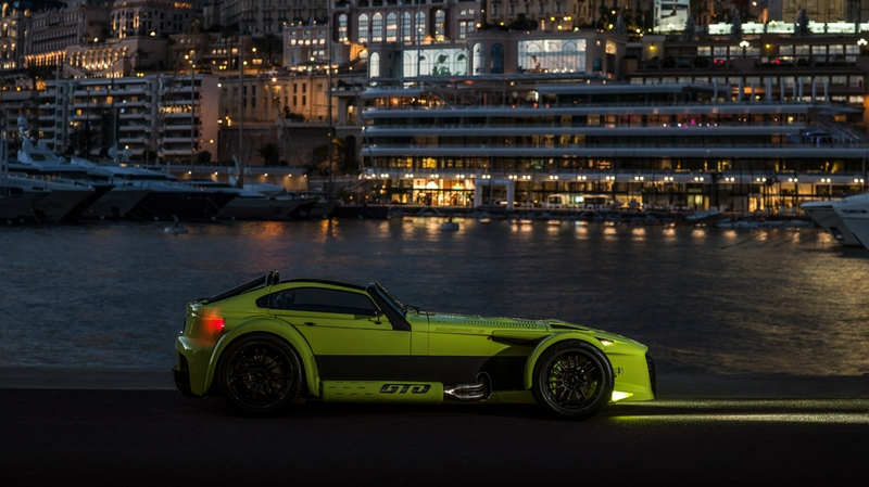 Donkervoort D8 GTO-RS scenic