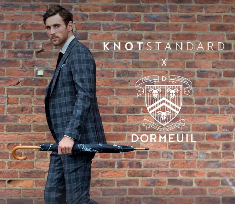 Dormeuil x Knot Standard 2017 pop-up