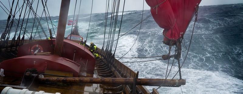 Draken Harald Hårfagre ship-