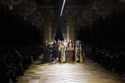 Dries Van Noten chooses independent women for Paris catwalk playlist