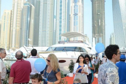 The 24th Dubai Boat Show – a taste of the leisure marine lifestyle that the region has to offer
