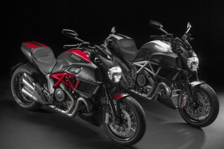 Ducati Diavel. If you drive it you know what it means to be a Diavelista.