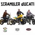 Ducati Scrambler Custom Rumble Kick off project- 1