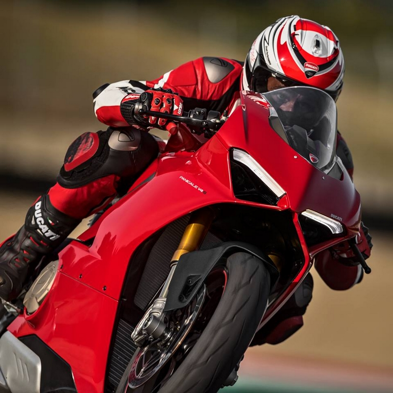 Ducati - The new Panigale V4