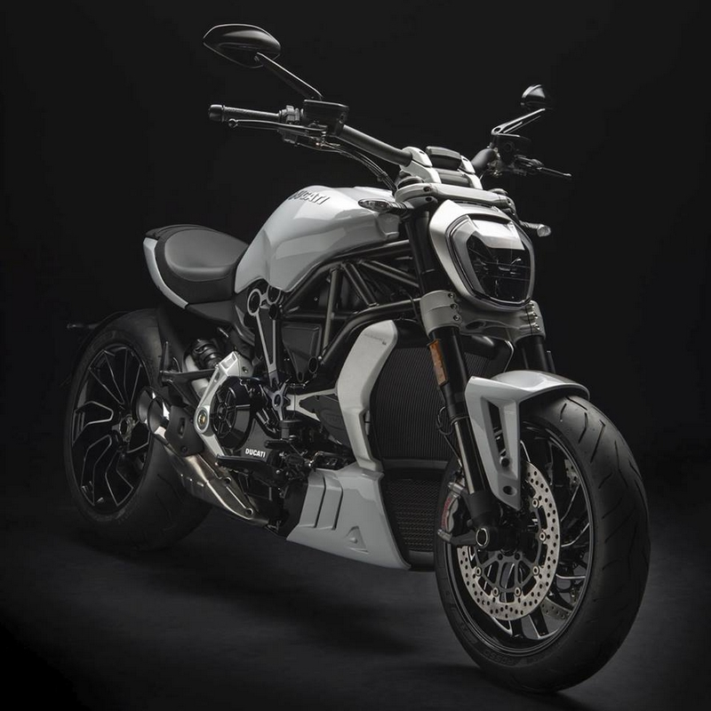 Ducati XDiavel is a revolutionary bike