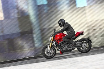 Ducati attains high recognition for its design of the