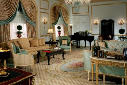 The furnishings from Waldorf Astoria New York to find new life in the homes of avid collectors