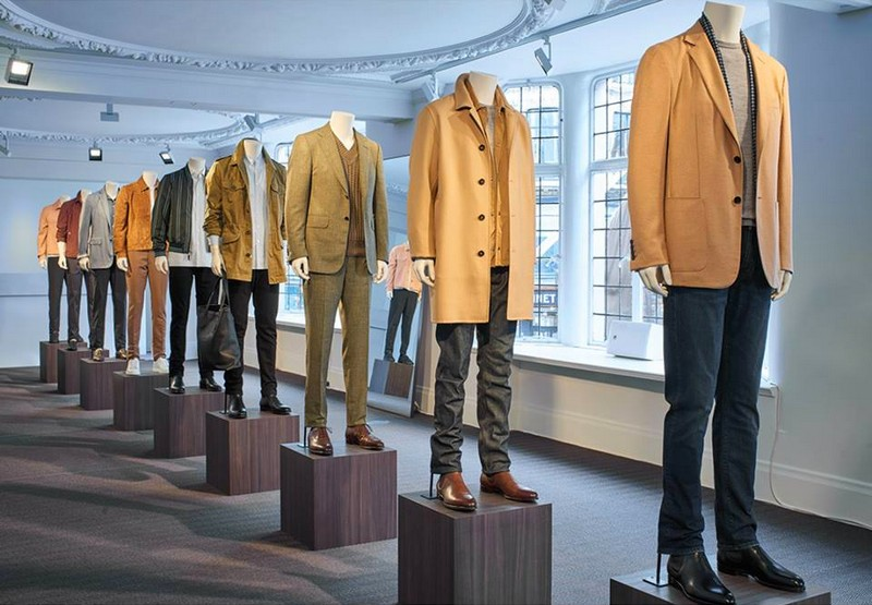 Dunhill 2017-2018 collection