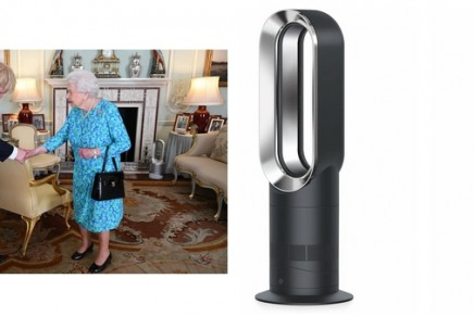 Dyson fan flies off the shelves after being spotted in royal photo