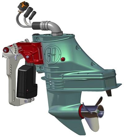 E-tender-460-engine